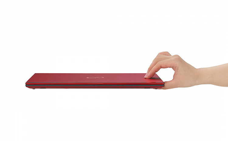 Ноутбук Fujitsu LIFEBOOK U938 RED, Full HD IPS Non-Touch Anti-glare + порт-репликатор Type-C KIT Fujitsu LKN:U9380M0009RU/12GB/WIN10PRO