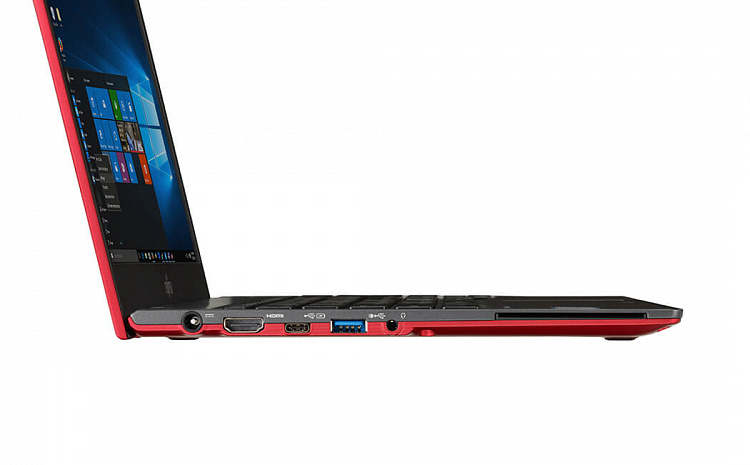 Ноутбук Fujitsu LIFEBOOK U938 RED, Full HD IPS Non-Touch Anti-glare Fujitsu LKN:U9380M0005RU/SSD256GBPCIe/20GB