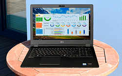 Fujitsu Lifebook U757 (Core i7-7500U / 512 GB SSD / UHD LED IPS)