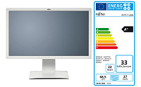 Монитор Fujitsu Display P27T-7 UHD IPS LED Marble grey