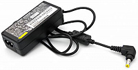 Блок питания AC adapter 19V / 40W Slim 2-pin KIT (для LIFEBOOK Fujitsu всех серий)
