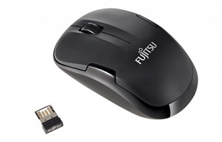 Мышь Fujitsu Mini Wireless Notebook Mouse WI200