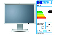 Монитор Fujitsu Display P24W-7 Wide viewing angle/LED