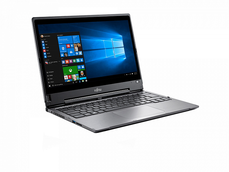 Ноутбук-трансформер Fujitsu LIFEBOOK T936 Ultrabook™ Tablet PC WQHD Touch Glare + порт-репликатор Fujitsu LKN:T9360M0003RU / LKN:T9360M0002RU / SSD1TB