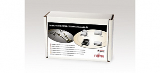 Fujitsu Consumable Kit для fi-6110, N1800, ScanSnap S1500 Deluxe, ScanSnap S1500, ScanSnap S1500M