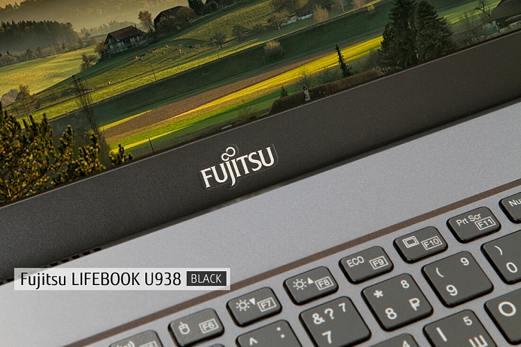 Ноутбук Fujitsu LIFEBOOK U938 RED, Full HD IPS Touch Glare + порт-репликатор Type-C KIT Fujitsu LKN:U9380M0014RU/20GB/WIN10PRO